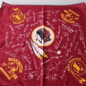 1988 Washington Redskins Bandana